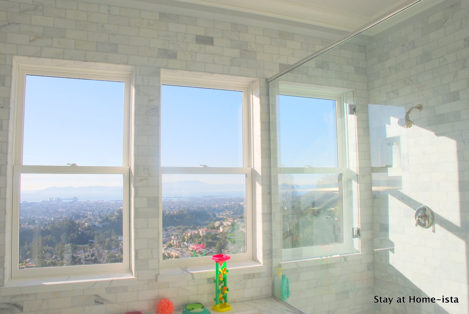 Stay at Home-ista: Master Bath