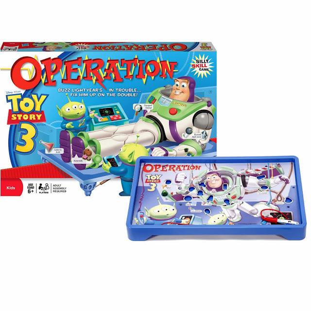Juego Operación Toy Story