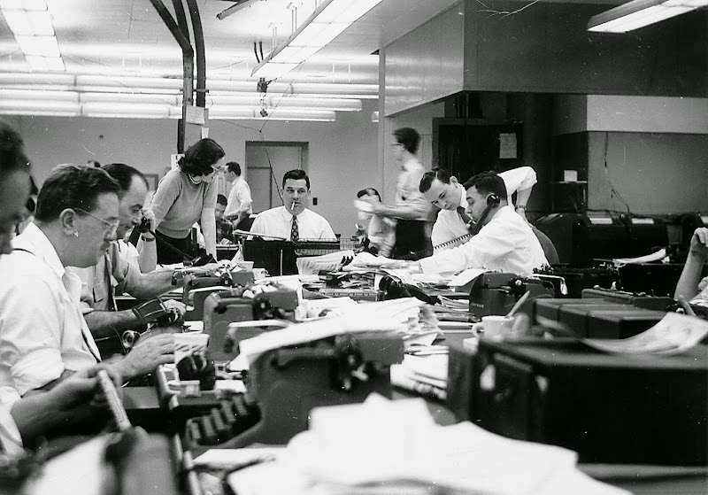 If editorial integrity at the The Telegraph is questioned - what about radio newsrooms?