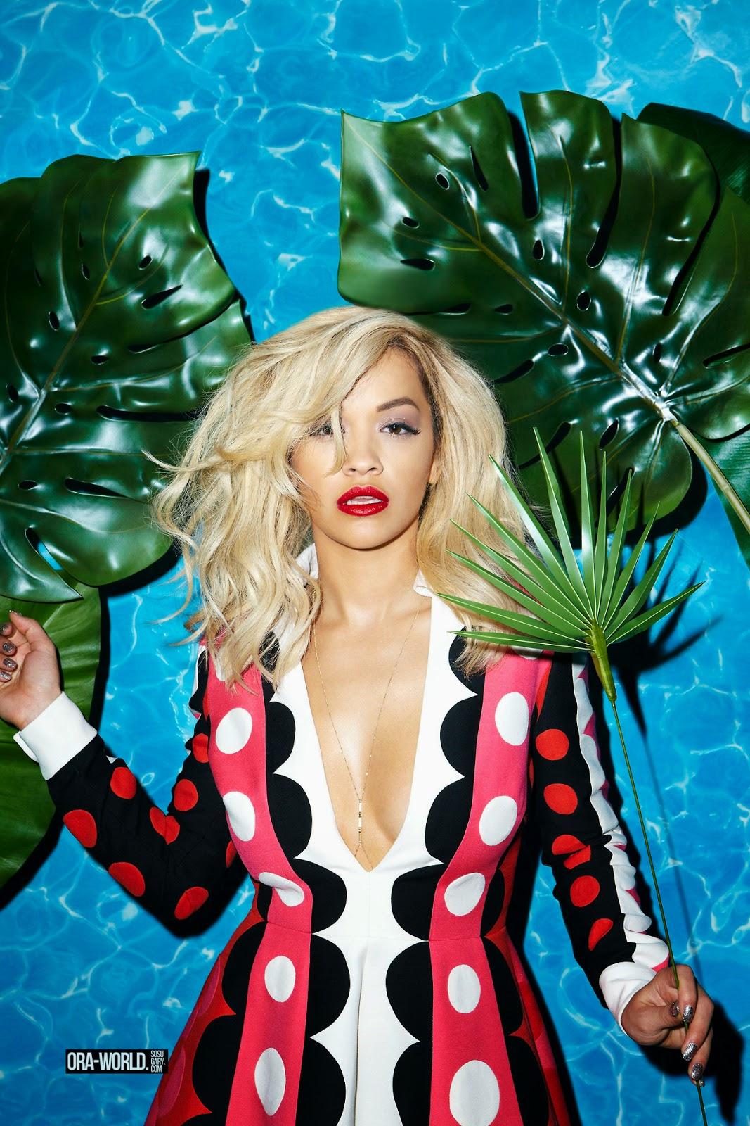 Rita Ora - Modzik Magazine, 2014