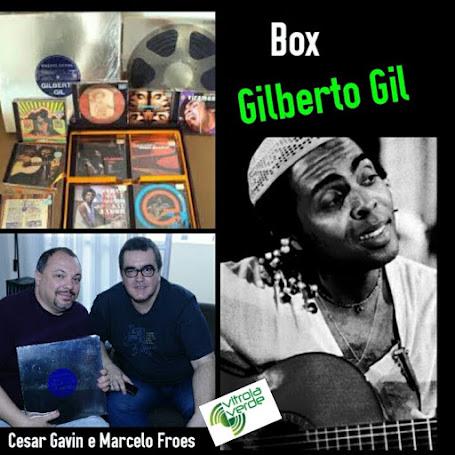 Box Gilberto Gil