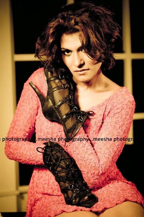 Malki Perera hot sexy sl model