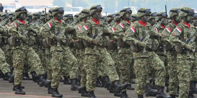 TNI Dapat Tambahan Dana Rp 4,7 Triliun