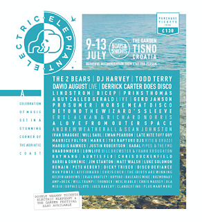 Competition - Win a pair of tickets to the Electric Elephant festival Croatia