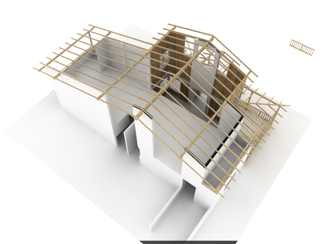 una arquitectura en un pasado y presente qu son los On sistemas constructivos