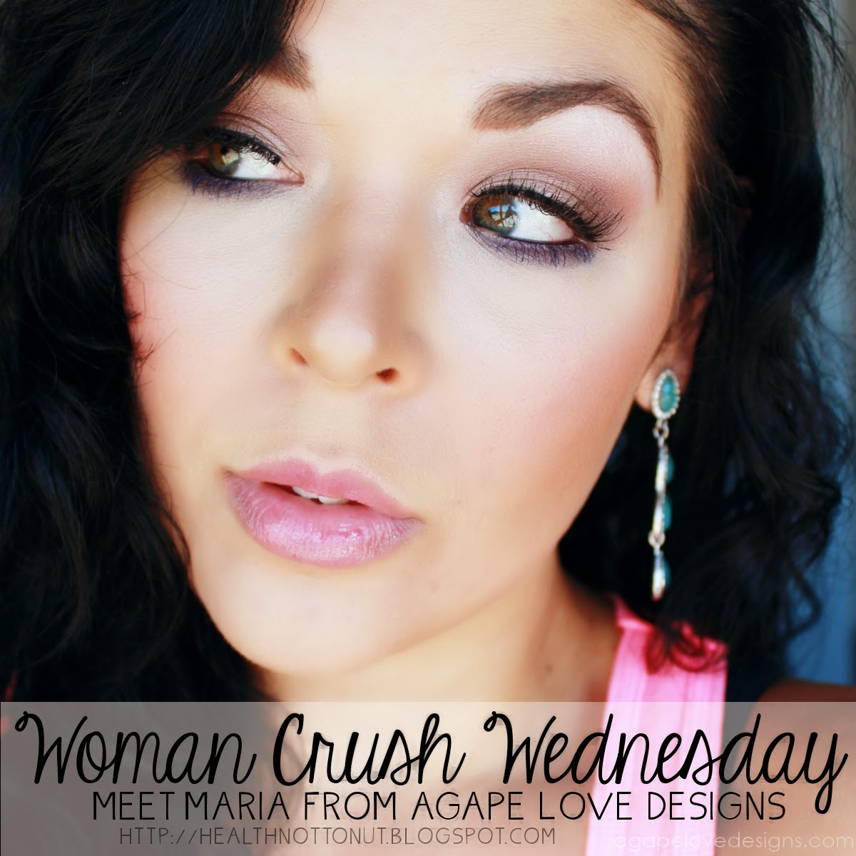 Woman Crush Wednesday: Agape Love Designs