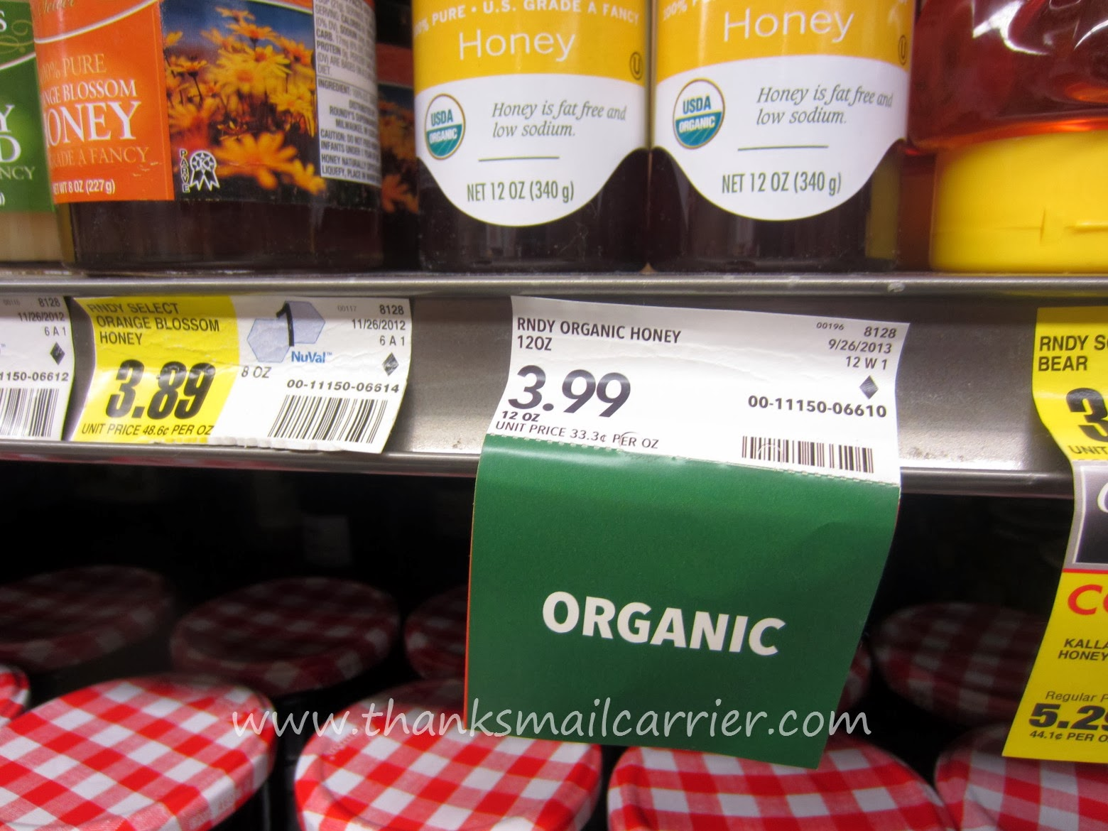 organic honey #shop