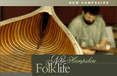 NH Folklife Website