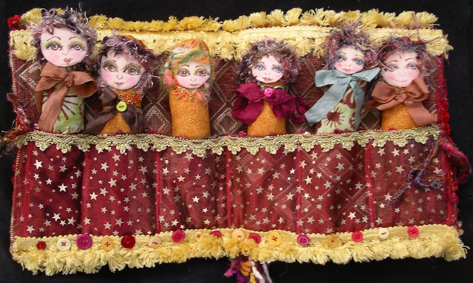 Little Cloth Dolls