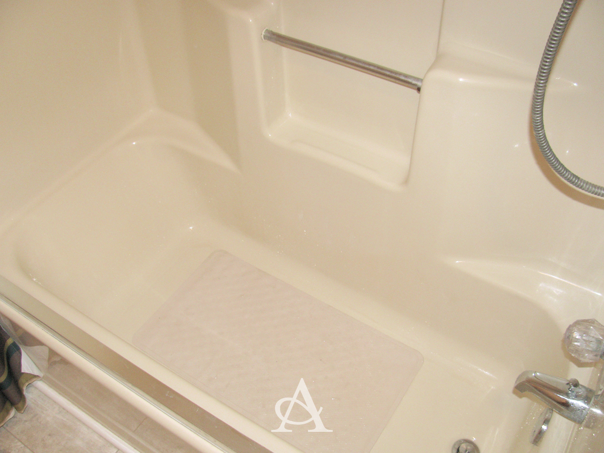 Andrea Arch DIY Homemade Tub CleanerMold Remover