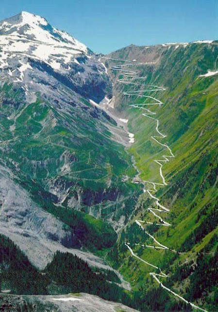 Стельвио перевал