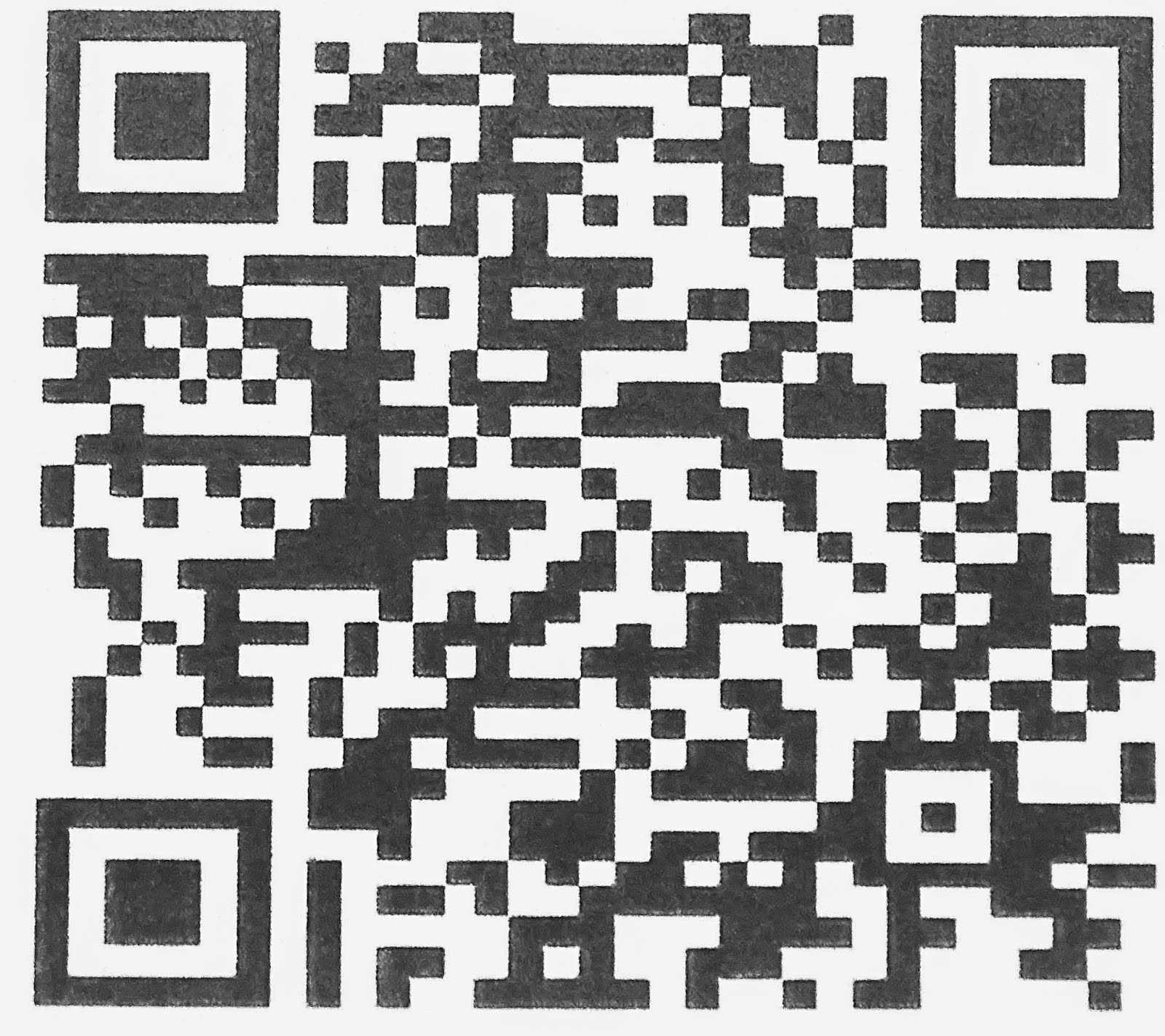 BYU Family History Library Webinars QR Code