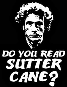 Book of Sutter Cane