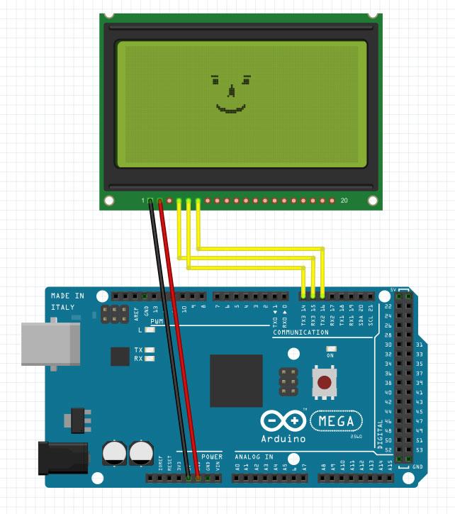 Rob s quest begin van arduino project het lcd scherm
