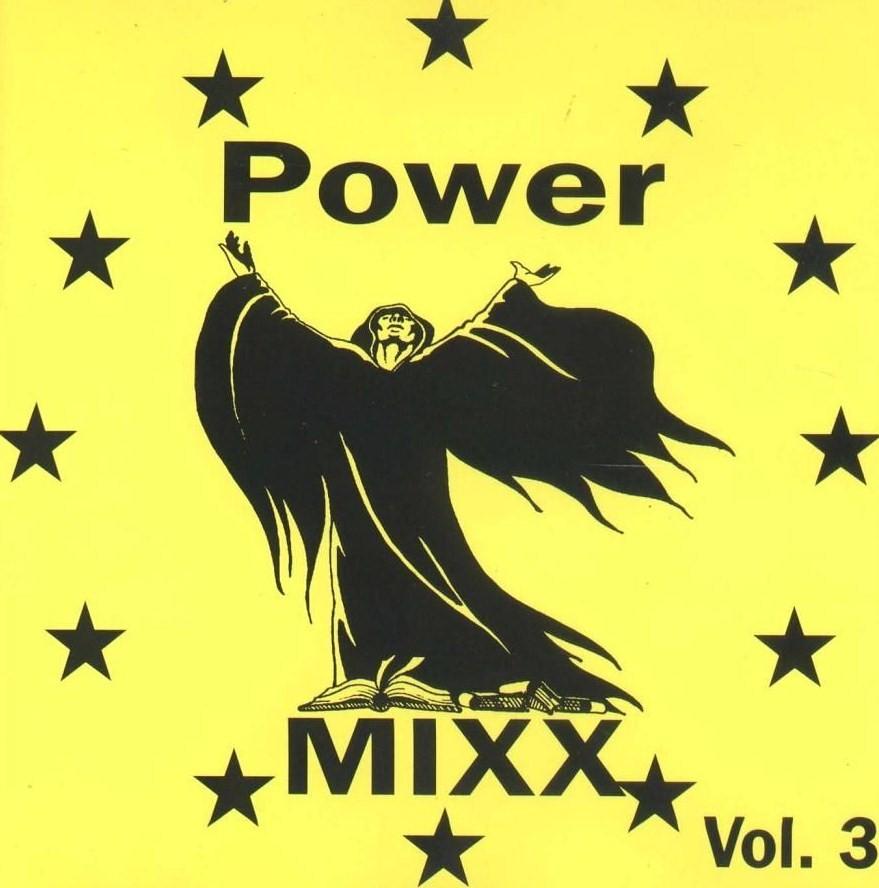Power Mixx - Power Mixx 3 (1994) Megamix