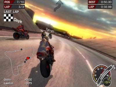 MotoGP 3 URT Screenshots