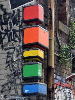 corner cubes