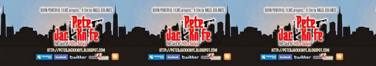PETER JACKKNIFE