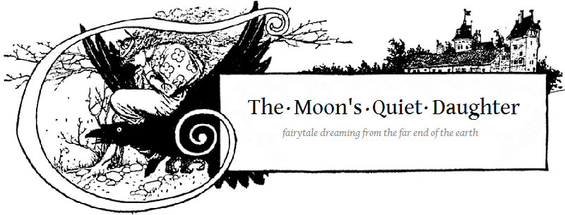 the moon's quiet daughter