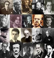 Κατάλογος Ποιητών - Ποιητριών