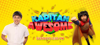 Kapitan Awesome June 3 2012 Episode Replay