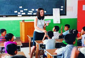 Teaching English Asia