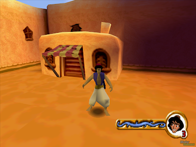Download Aladdin In Nasira's Revenge PC Game