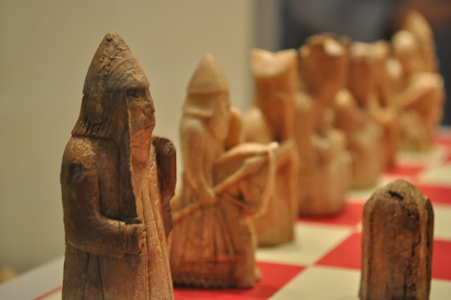 London+British+Museum+top+best+exhibits+Lewis+Chessmen