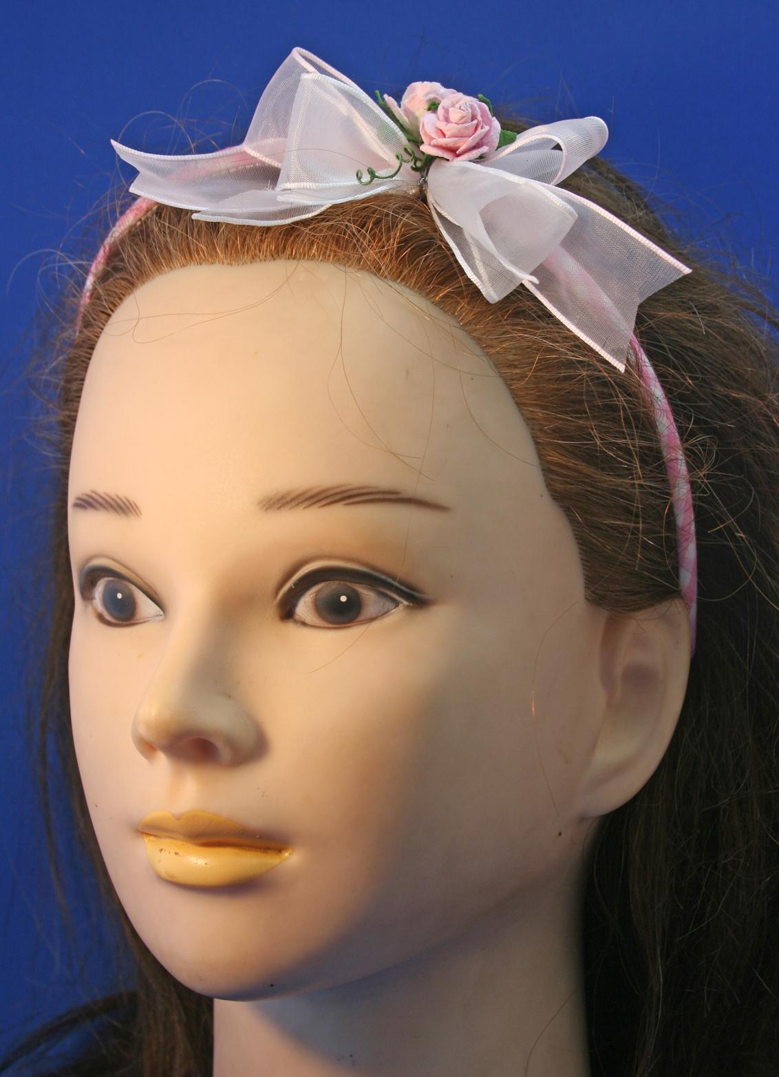 Hoe maak je zelf een strik op een haarband kitty 39 s craft - Hoe sluit je een pergola ...