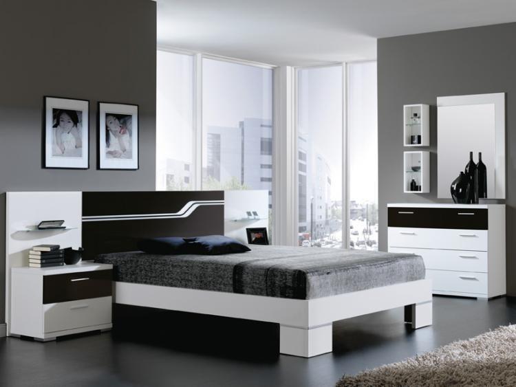 Dise os salazar l nea de dormitorios adultos for Diseno de dormitorios modernos