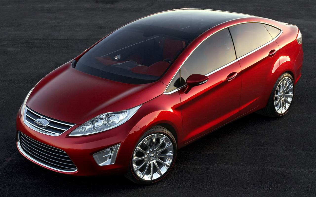 Ford New Fiesta 2011 a 2014