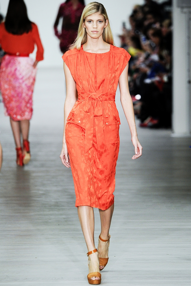 MATTHEW WILLIAMSON WOMENSWEAR | SPRING/SUMMER 2014 COLLECTION | LONDON ...