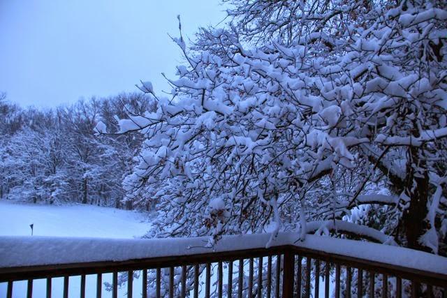 April 4, 2014 snowfall