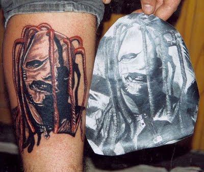 Imagens de Tatuagens do Rock