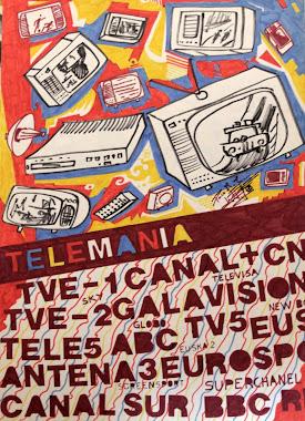 Tele mania 29-3-91