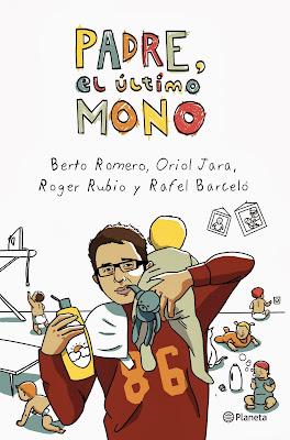 Super Mum Diaries - Libros, Padre el último mono