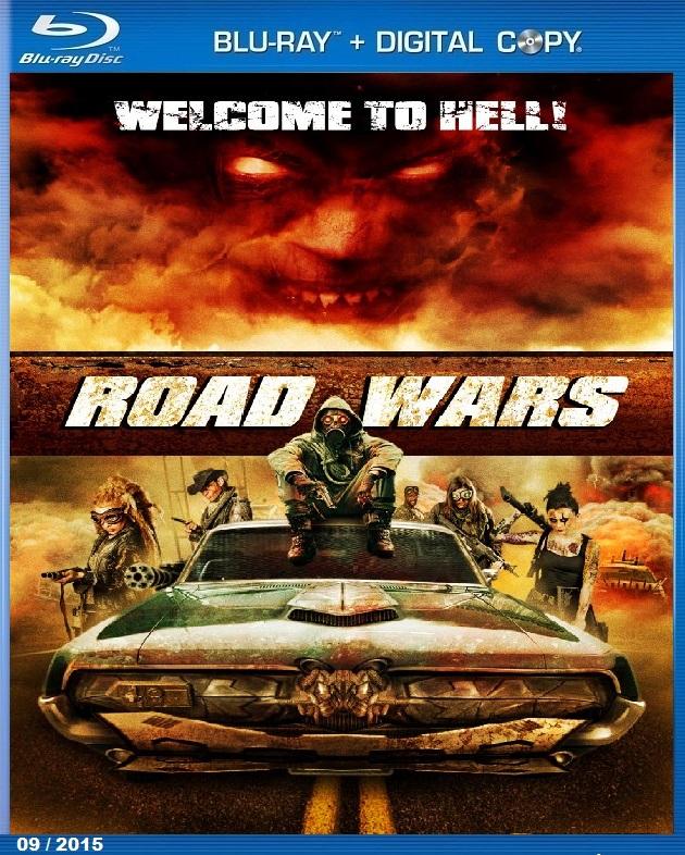 Road Wars (2015) ซิ่งระห่ำถนน HD