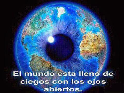 El mundo está lleno de ciegos
