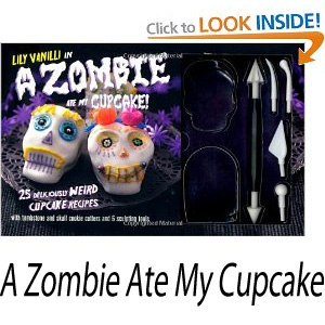 A Zombie Ate My Cupcake (Kit)