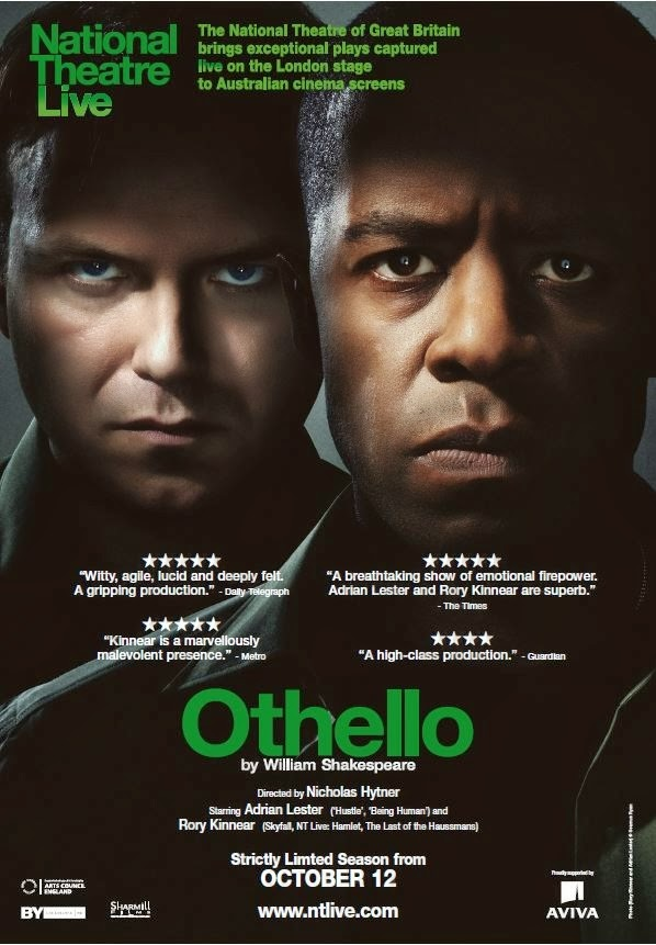 response to a production of othello Othello (the tragedy of othello, the moor of venice) is a tragedy by william shakespeare, believed to have been written in 1603 it is based on the story un capitano moro (a moorish captain) by cinthio , a disciple of boccaccio , first published in 1565 [1.