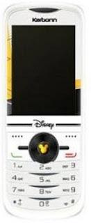 Karbonn KD10 Disney