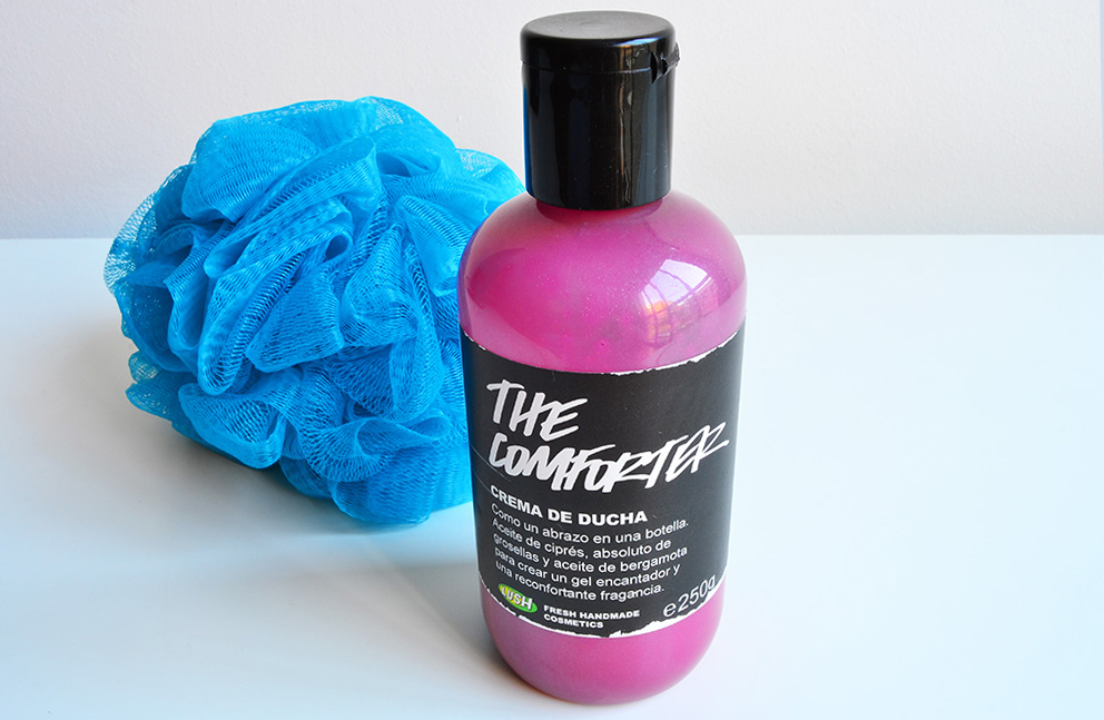 Lush, The Comforter Shower Cream