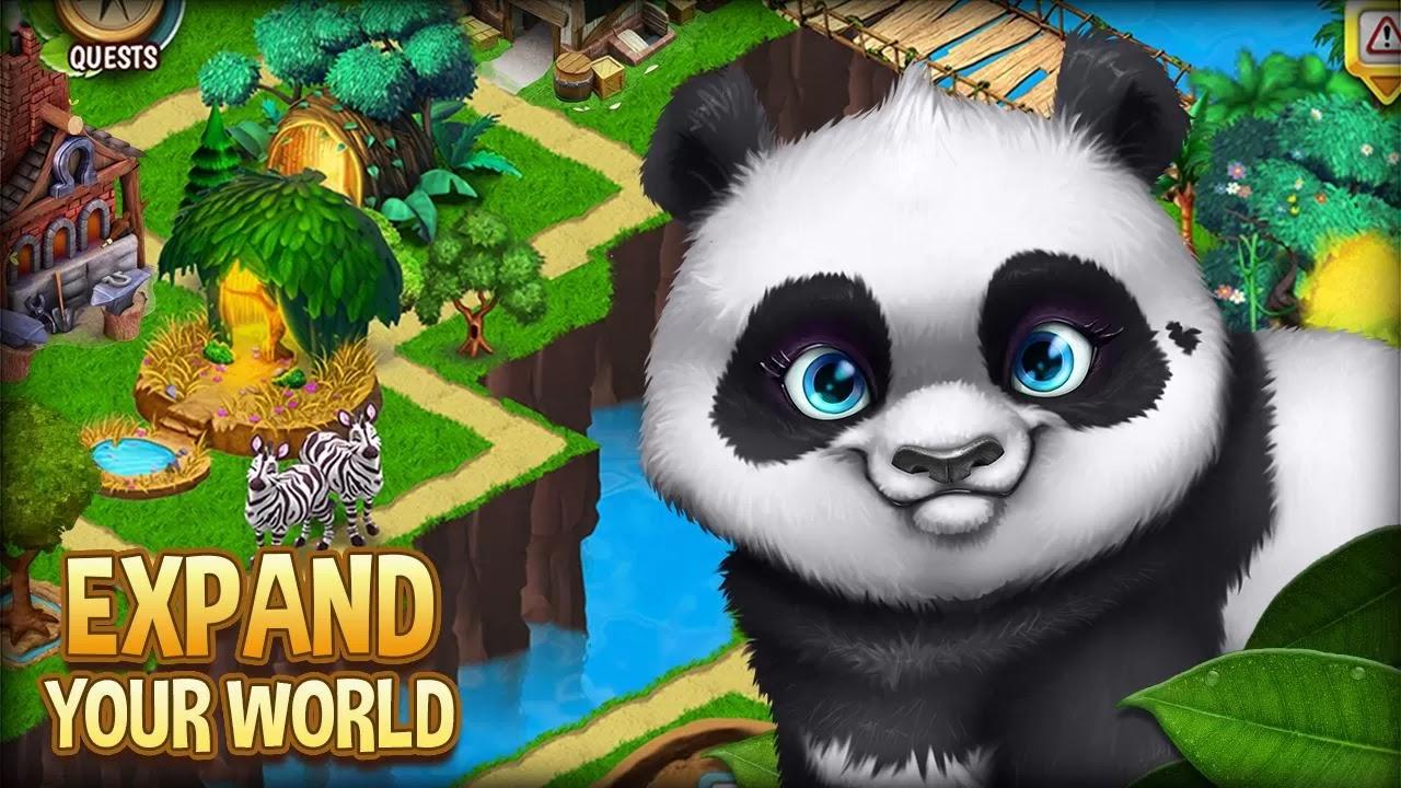 Animal Voyage:Island Adventure v1.02.3+g