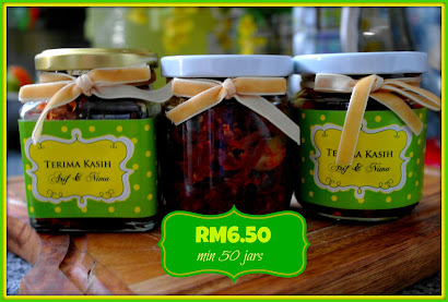 Acar in jar @RM6.50