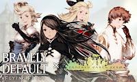 Bravely Default llegará el 6 de Diciembre de 2013 a Occidente.