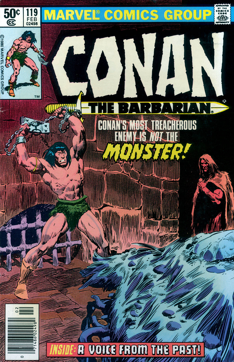 Conan the Barbarian (1970) Issue #119 #131 - English 1