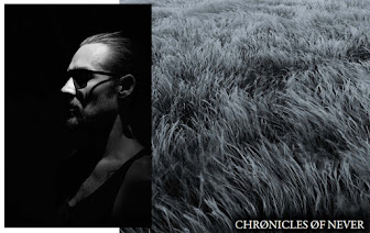 CHRONICLES OF NEVER x DANIEL JOHNS EYEWEAR COLLECTION