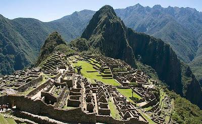 Machu Picchu, la maravilla