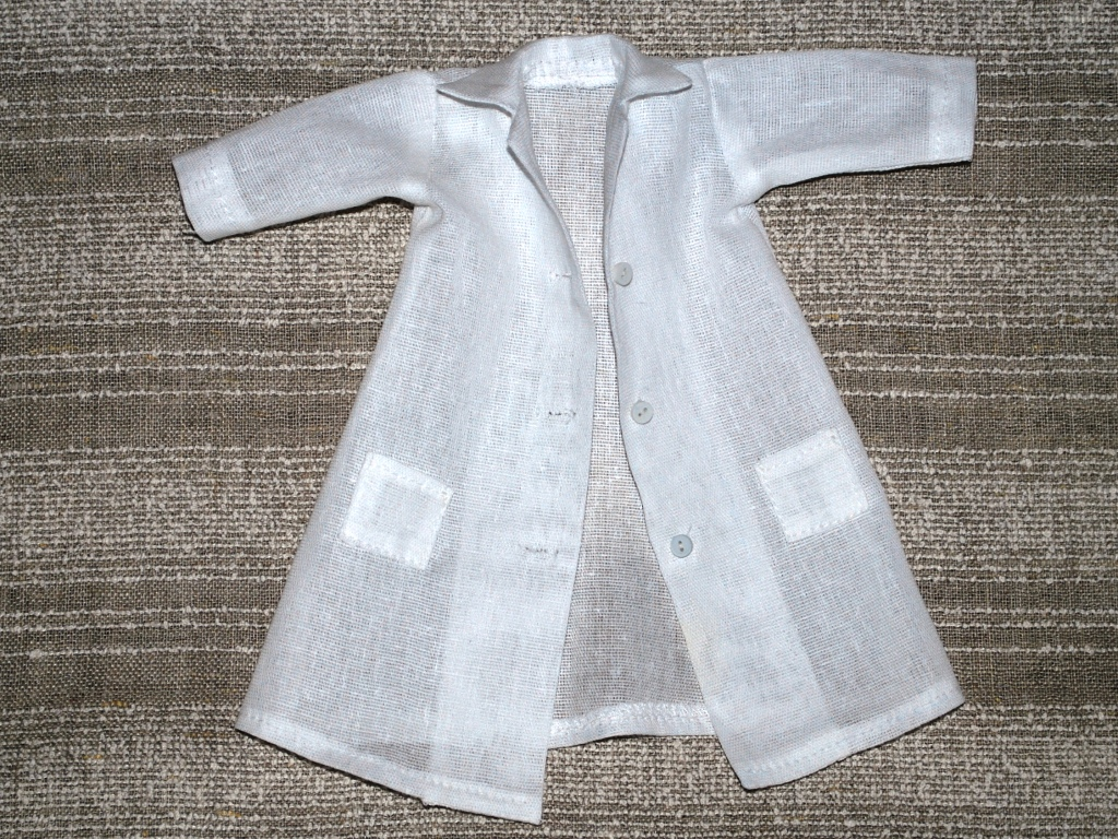 Как сшить медицинский халат своими руками на ребенка 46