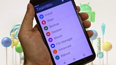 Cara Root Xiaomi Redmi Note 3G Dengan TWRP